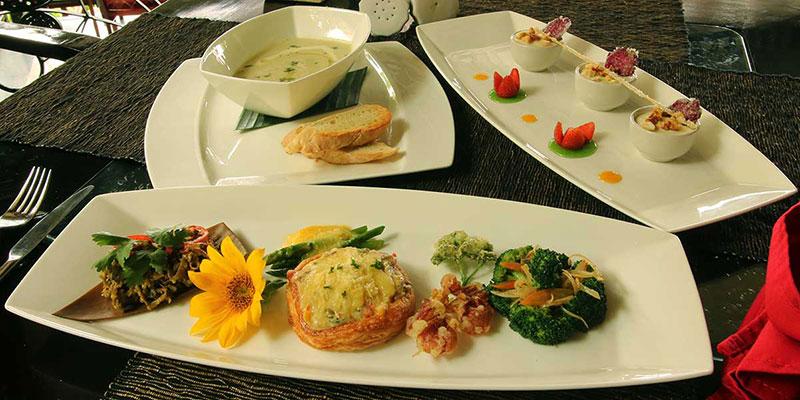 flower-menu